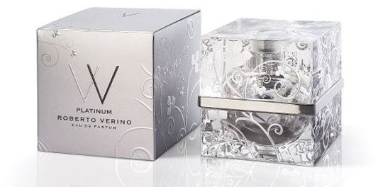 VV Platinum Roberto Verino bottle