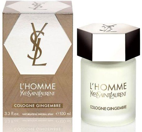 L'Homme Cologne Gingembre Fragrance Yves Saint Laurent