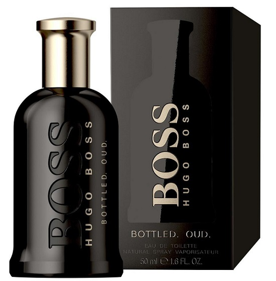عطر بوس بوتليد عود هوجو بوس Boss Bottled Oud Hugo Boss