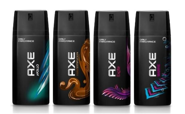 أكس سبراي Axe Body Spray