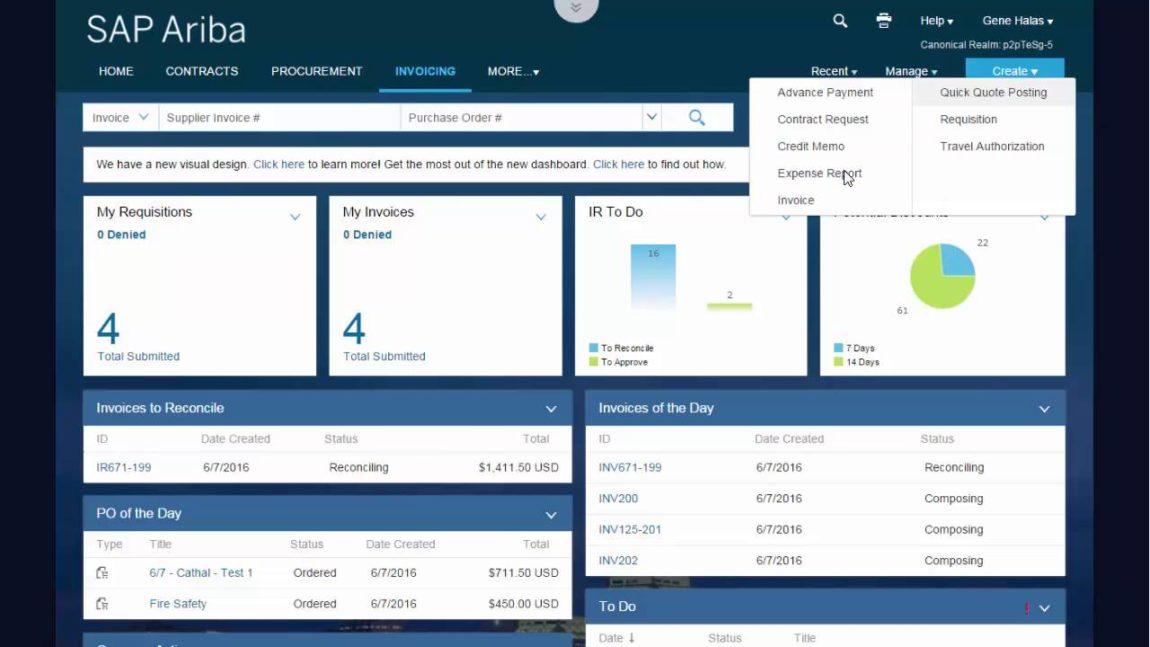 Entrenamiento SAP Ariba Funcional - Apersoft