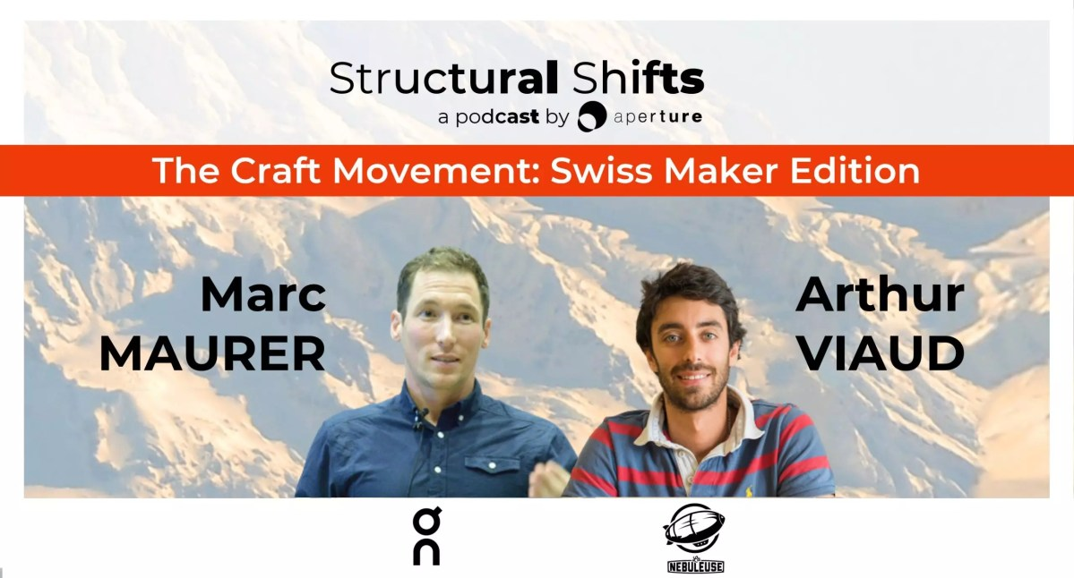 The Craft Movement: Swiss Maker Edition  (#23)