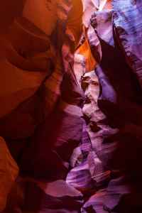 Low Light Example - Antelope Canyon