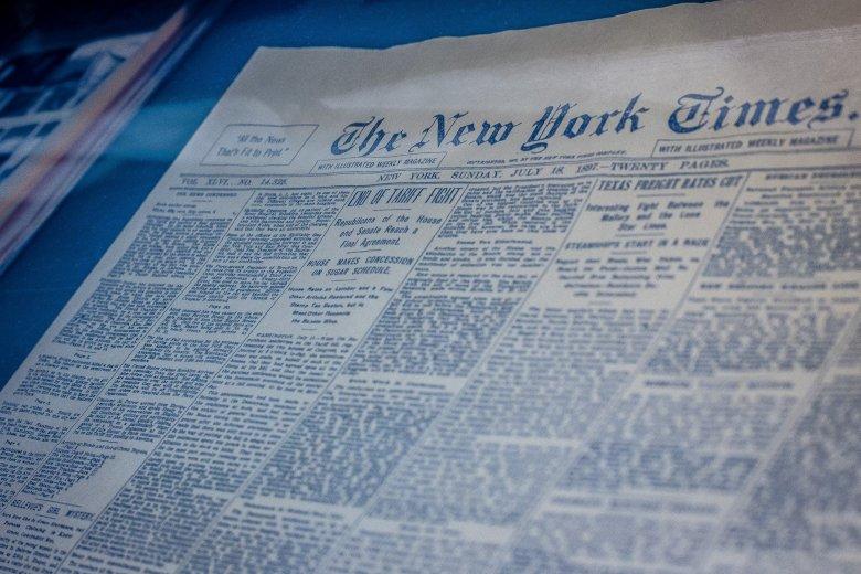 Newspaper Headlines - Klondike Gold Rush Museum