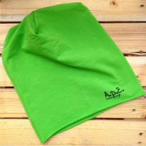 cappello solidale ape italian style verde lime