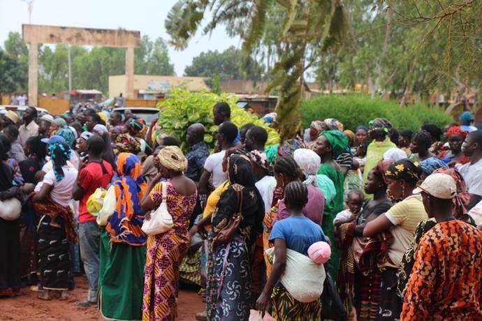 Elections au Burkina: le manifeste des femmes rurales