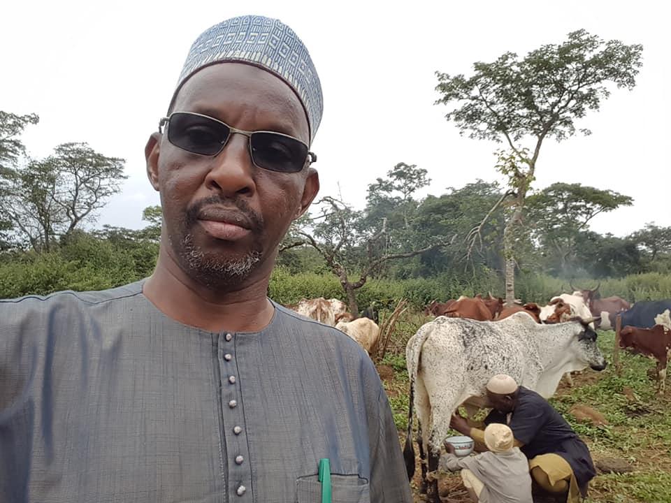 RFI. Emission Le coq chante – L'impact de la pandémie de Covid-19 sur l'élevage en Afrique. Invité Dr Ibrahima Aliou SG APESS