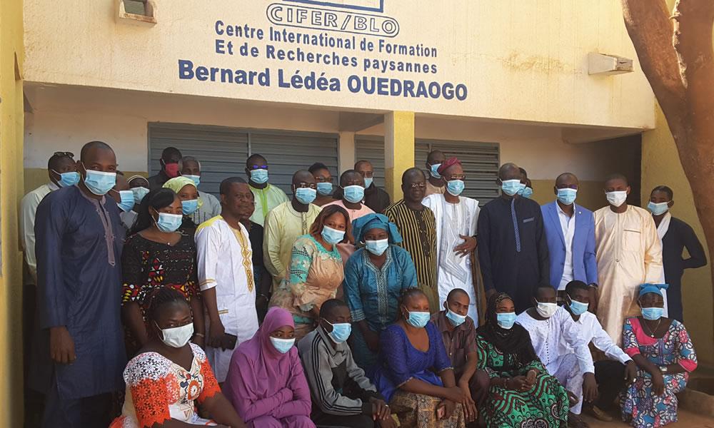 Un espace transfrontalier de concertation pour jeunes du Burkina, du Mali et du Niger.