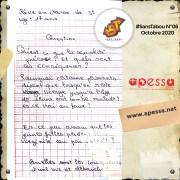 #SansTabou 10 octobre APESSA BENIN