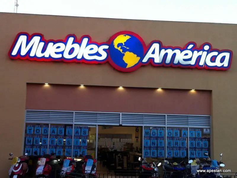 Buscar trabajo en muebles america en guadalajara jalisco