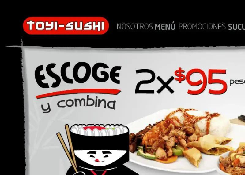 Toyi Sushi playas el peor sushi de Tijuana Tijuana Baja California Norte MEXICO