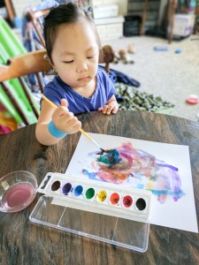 water color for toddlers