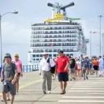 Arranca temporada de cruceros en Puntarenas con la llegada del Carnival Legend