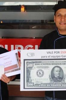 Chili's ganador competencia