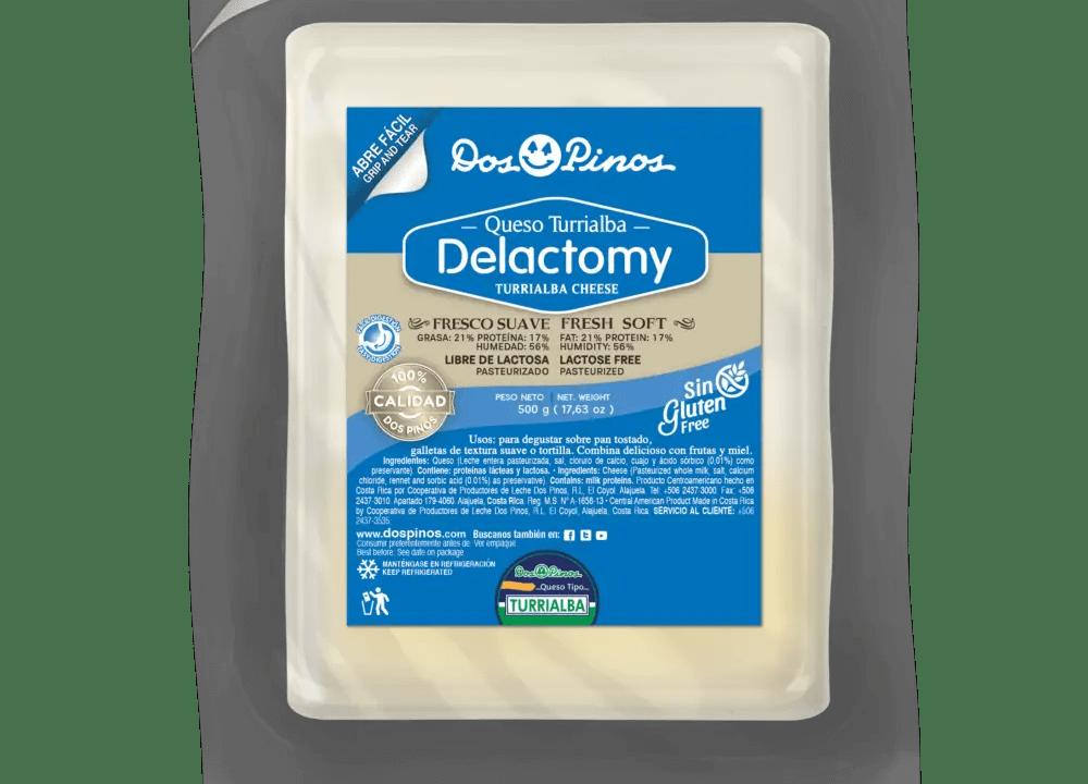 Lanzan queso para intolerantes a la lactosa