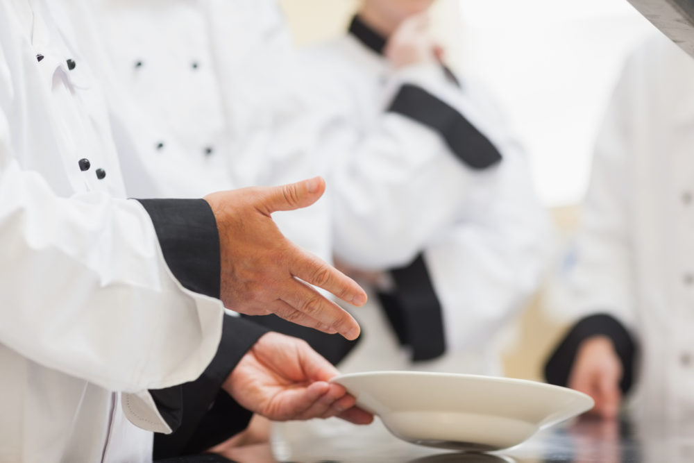 ANCH organiza encuentro gastronómico en EXPHORE