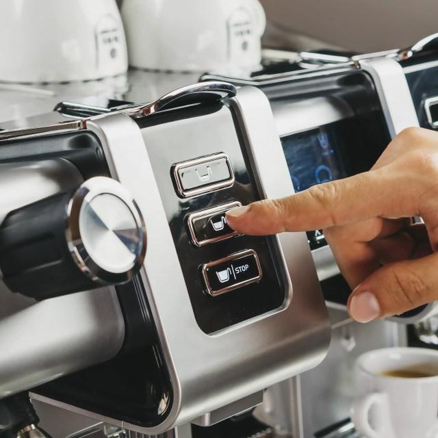 Máquina de espresso profesional Platino Pro Britt Espresso