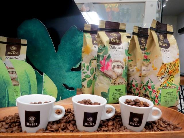 cafe britt habitat