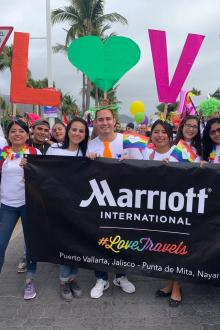 Marriott LGBTQ.