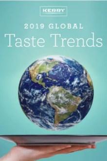 Tendencias mundiales en alimentos y bebidas