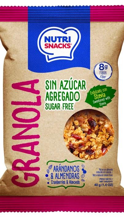 Granola Nutrisnacks