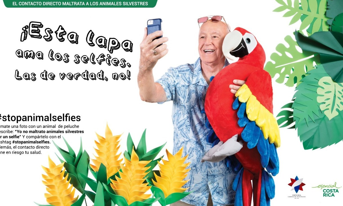 Costa Rica es el país número 7 del mundo en fotografías y selfies inadecuados