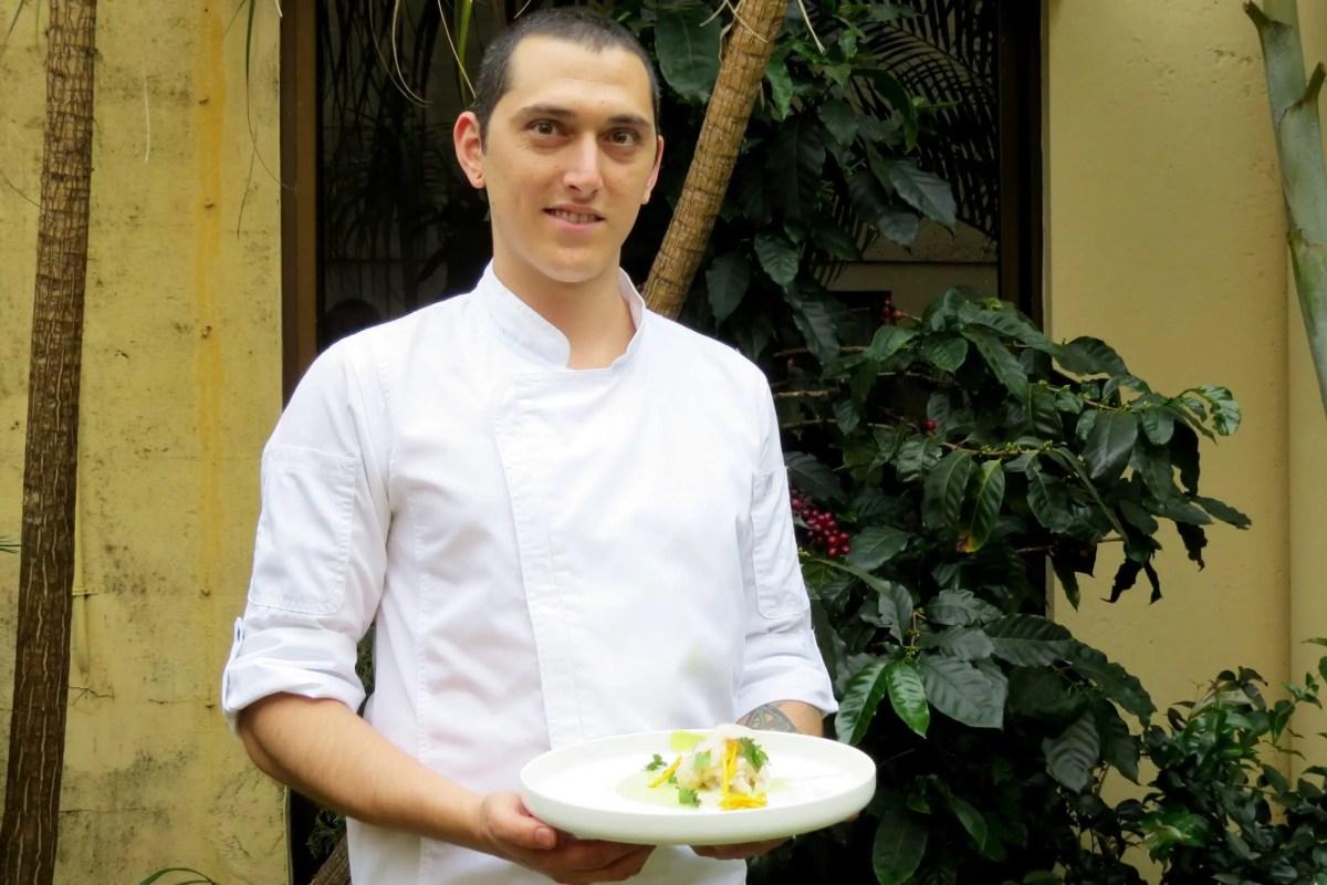 Chef combina su pasión con prácticas agrícolas biodinámicas