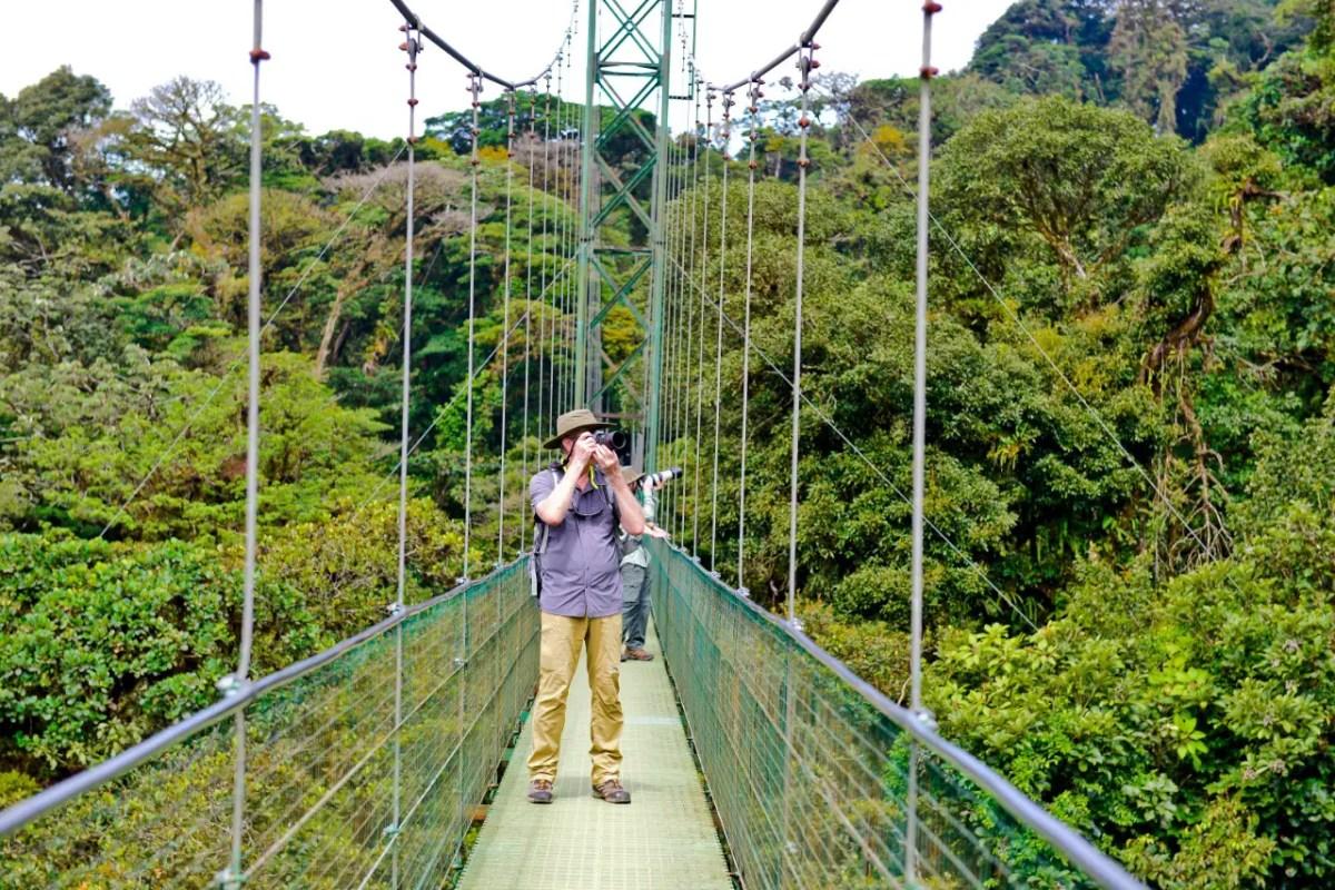 Monteverde con estrategia de fortalecimiento turístico