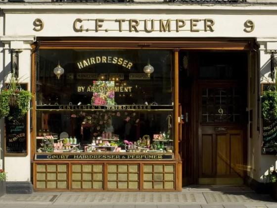 Geo F Trumper in Mayfair