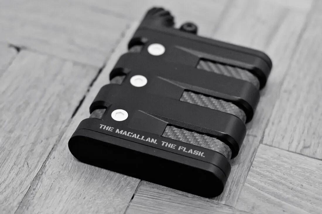 The Macallan Flask - Ape to Gentleman