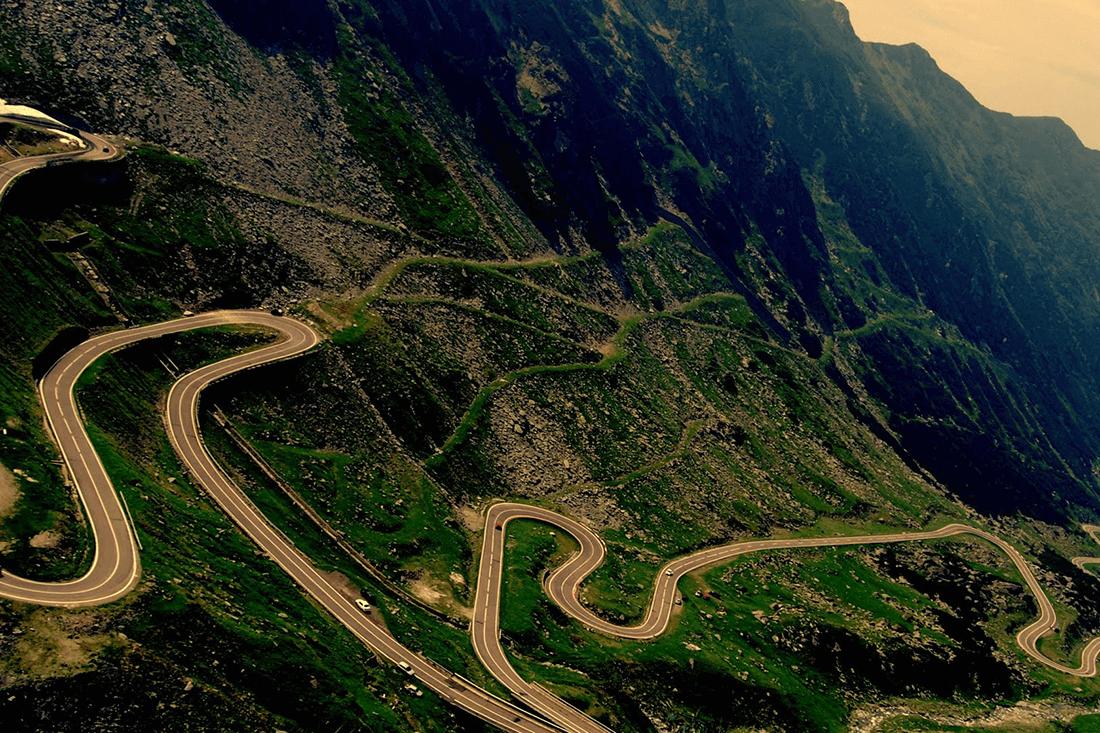 5 Must Drive Roads - Ape to Gentleman