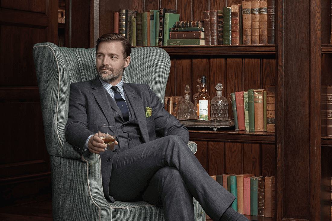 In Conversation with Patrick Grant - Ape to Gentleman