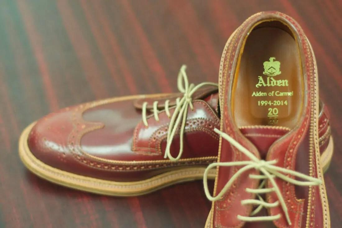 Alden Footwear - Ape to Gentleman