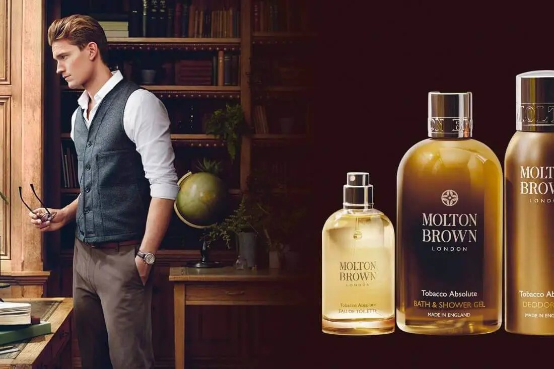 Molton Brown Oudh Accord and Gold Collection - Ape to Gentleman