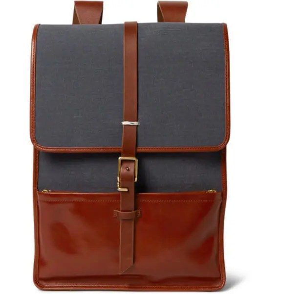 Luxury Backpacks to suit any occasion - Ape to Gentleman