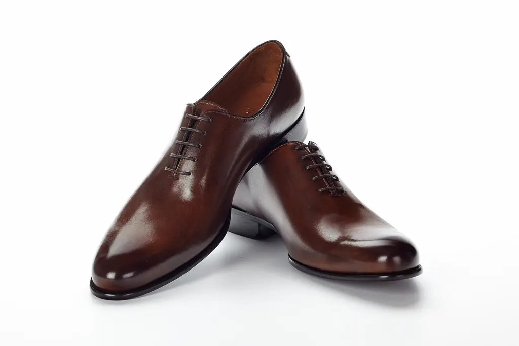 New York Business Leather Shoes Comfortable