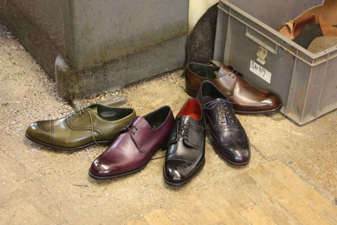 Cheaney - 09, Four possibilities.JPG