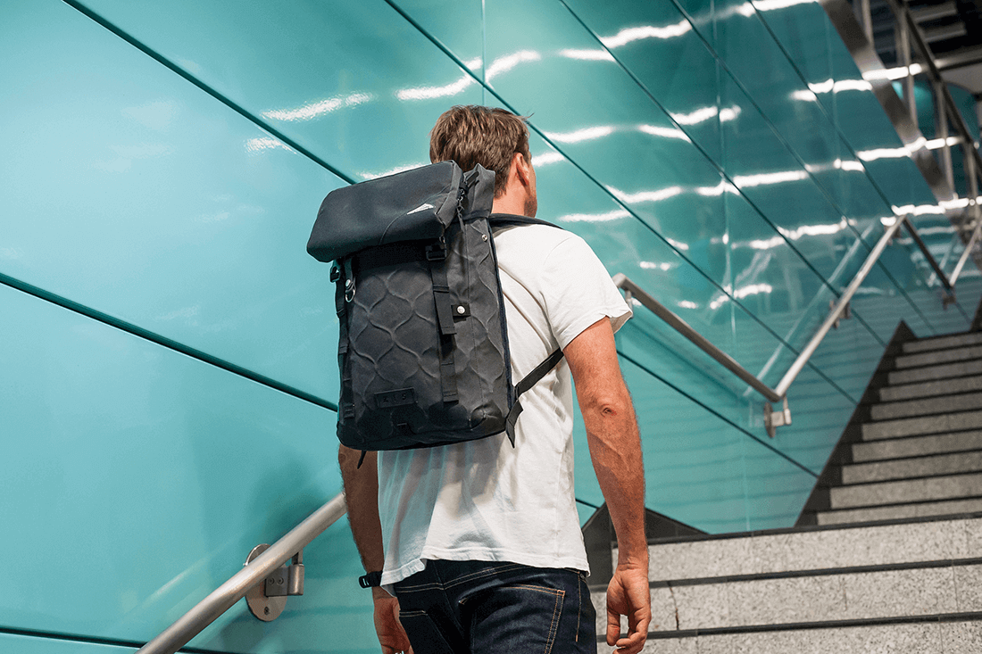 Pacsafe Secure Travel Bags - Ape to Gentleman