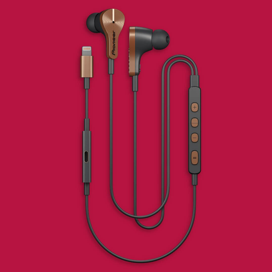 rayz-plus-earphones_soldier_laydown_bronze_redbg_shadow