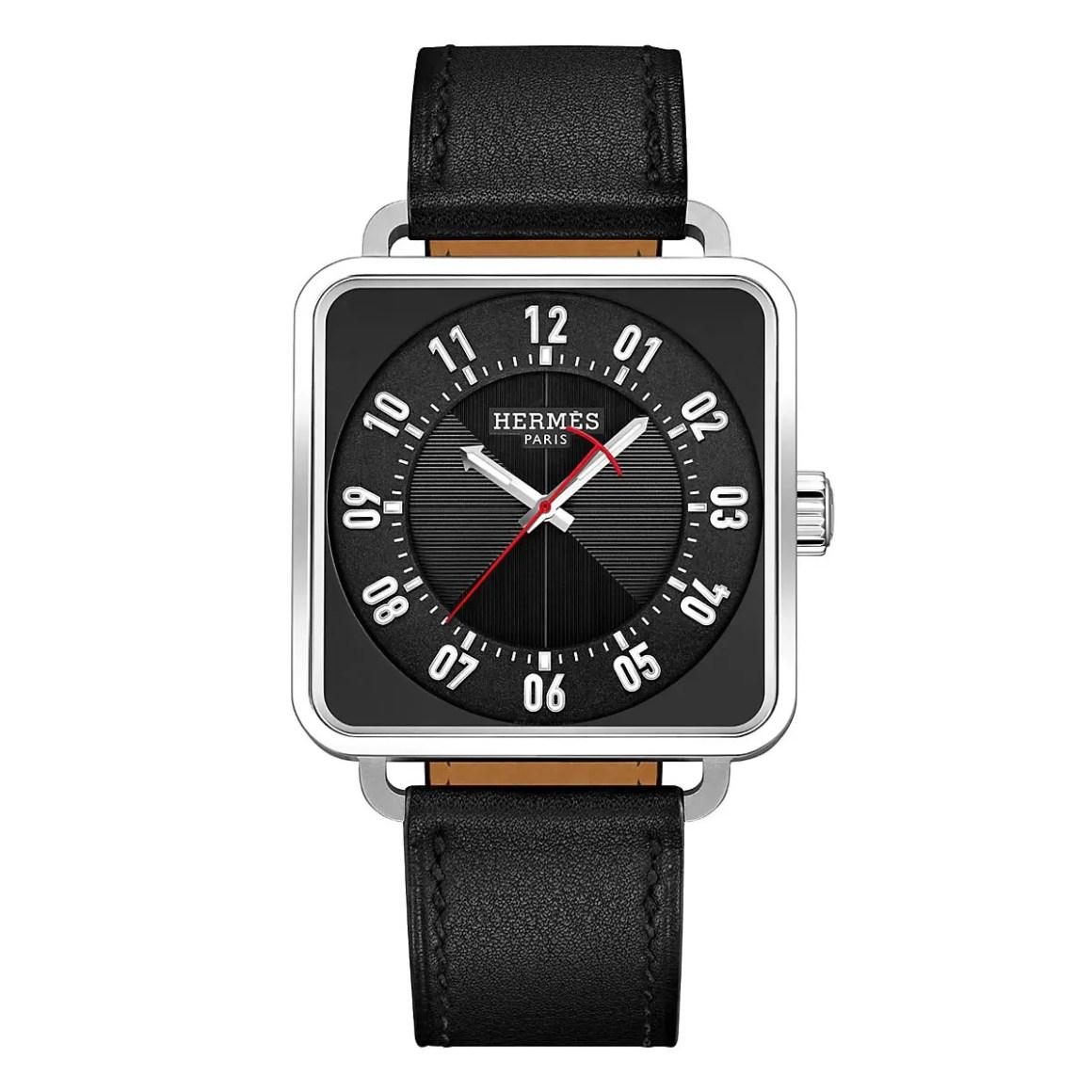 Hermes Carre H Men's Fashion Watch
