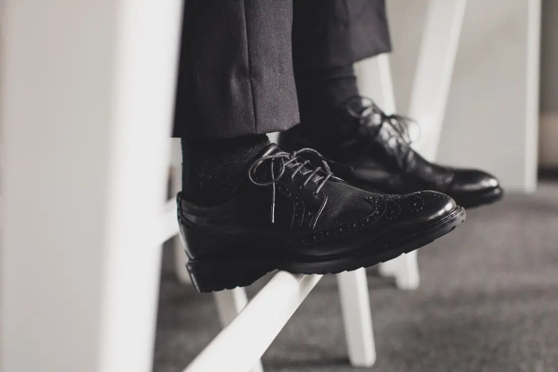 The Universal Appeal of Brogue Shoes - Ape to Gentleman