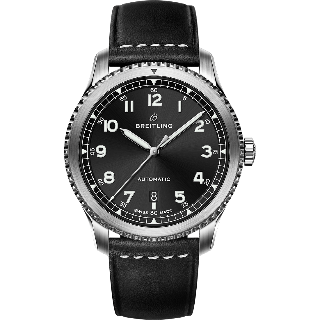 navitimer-8-automatic-with-black-dial-and-black-leather-strap