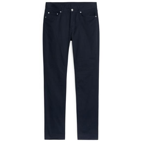 ARKET Slim Cotton Stretch Jeans