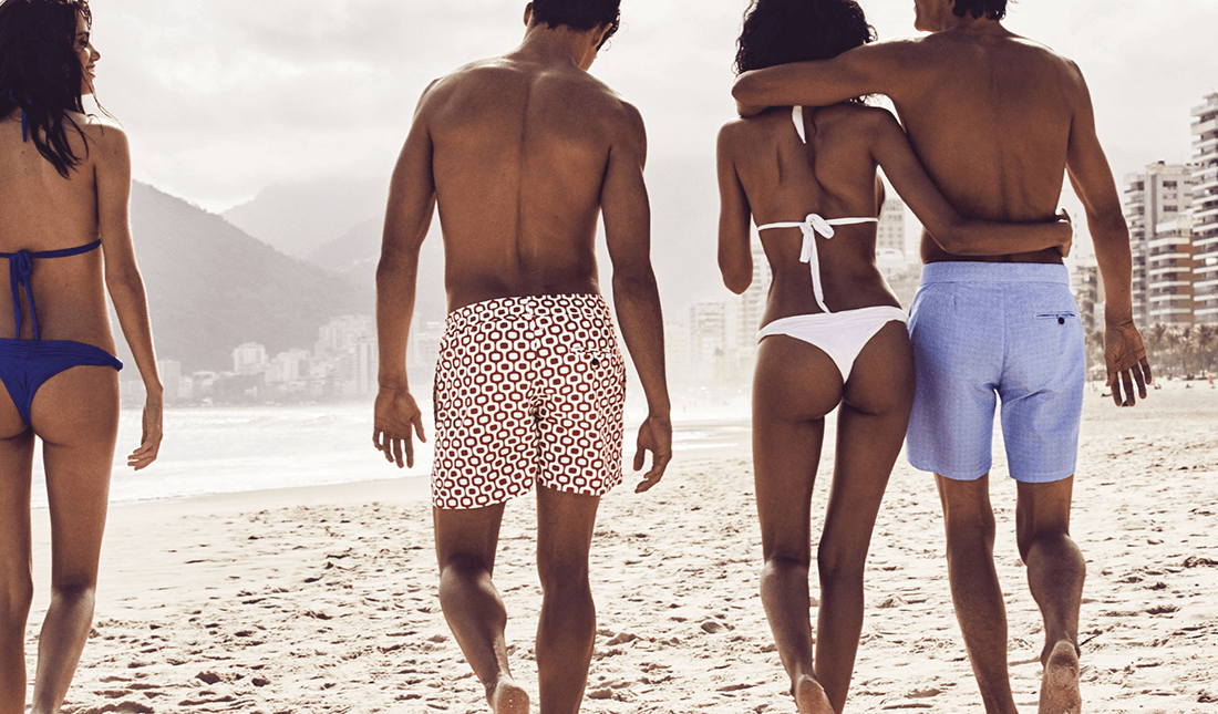 The best men's swim shorts for summer