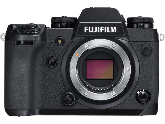 Fuji X-H1 camera