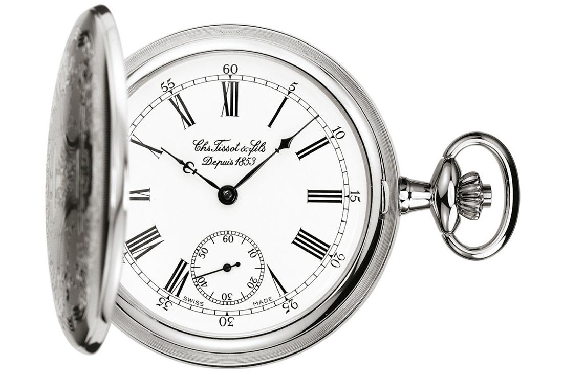 Tissot Savonette Mechanical pocket watch