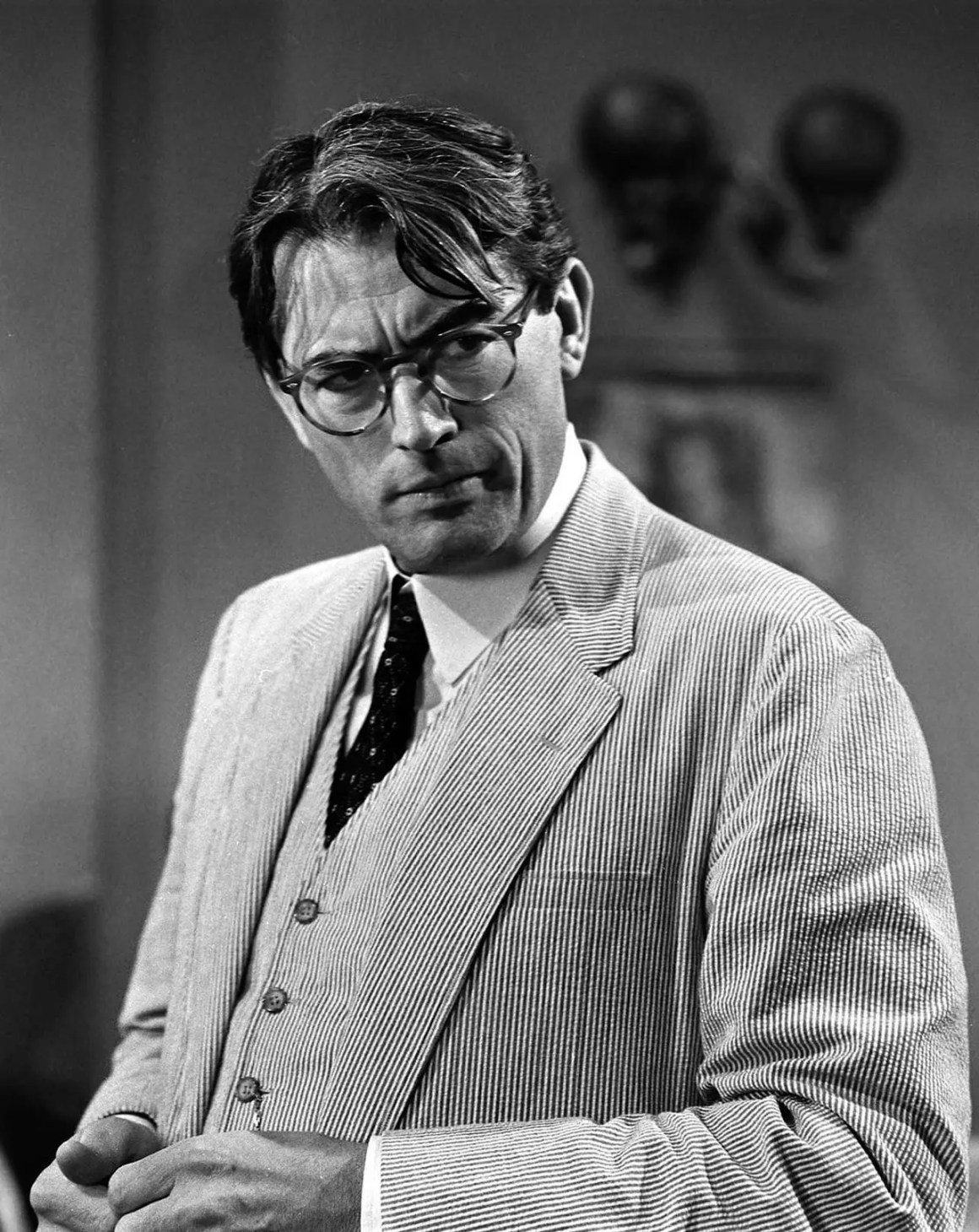 Seersucker - Atticus Finch