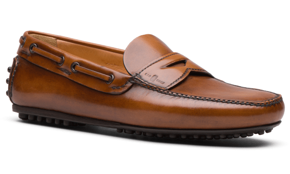 Car-Shoe-loafers