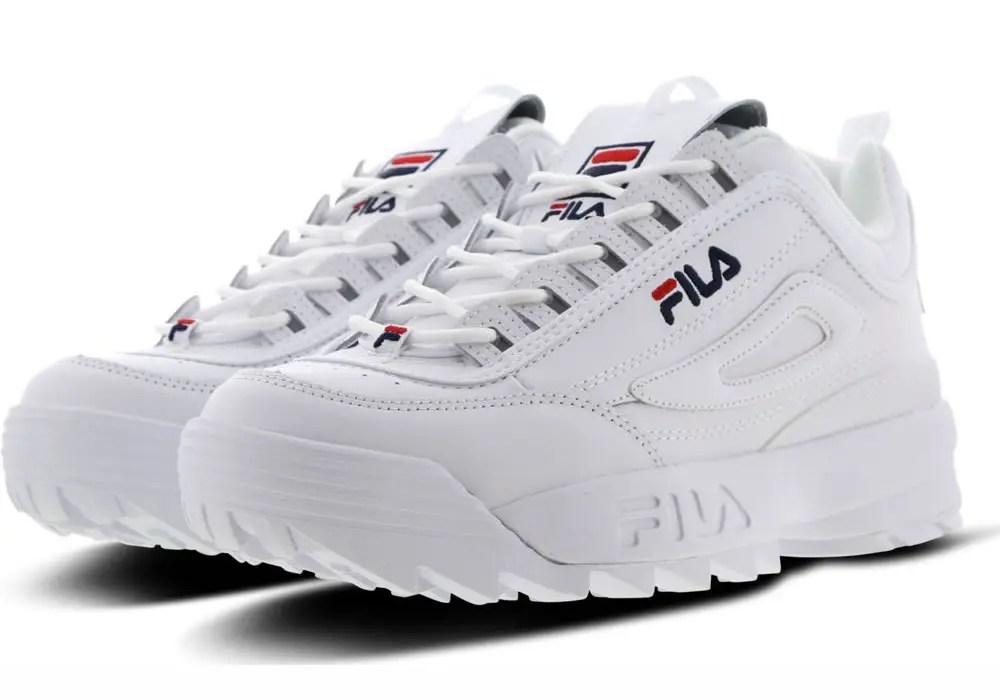 Fila Disruptor - Ugly Sneaker Trend