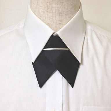 Continental cross-over bow tie 3